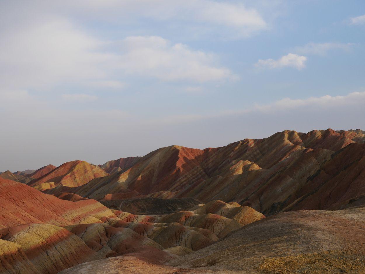 gekleurde bergen 2