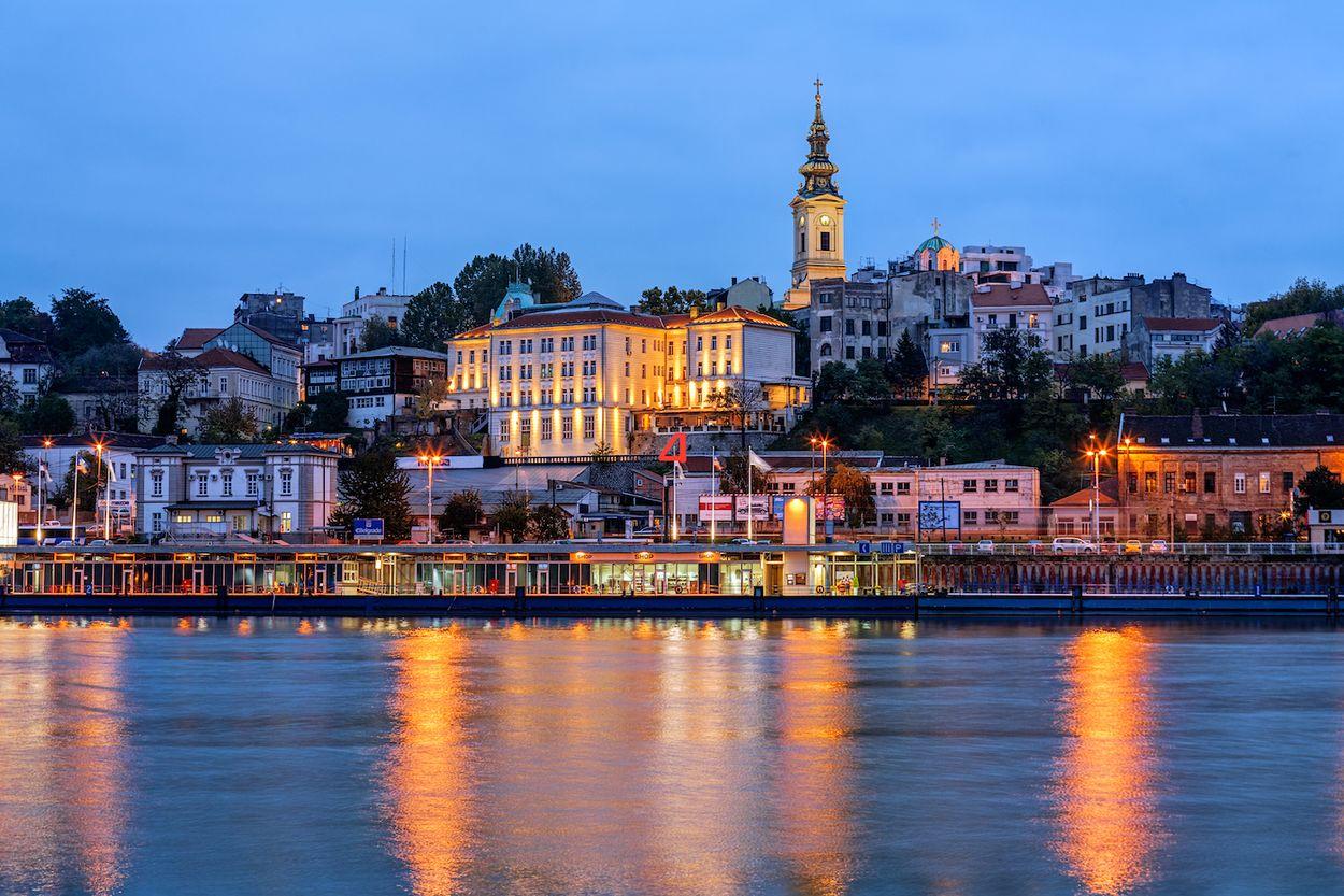 Afbeelding van Stedentrip in de Balkan? Beleef het Servische Belgrado
