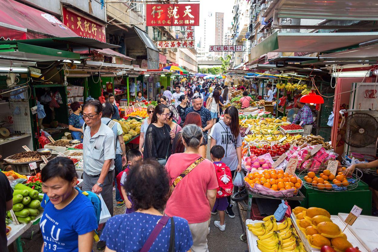Vegan travel door Daniel Fung