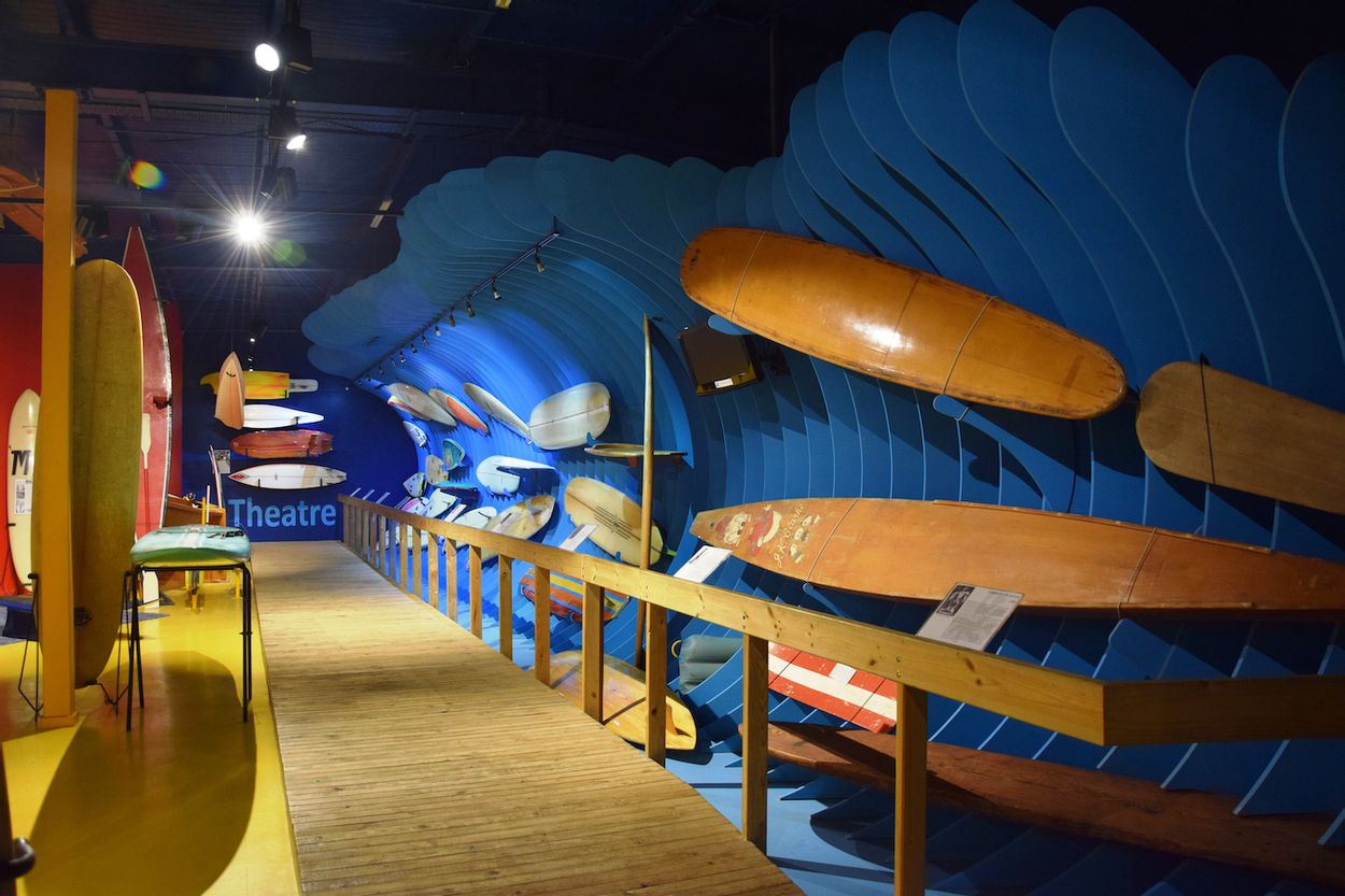 australian national surf museum