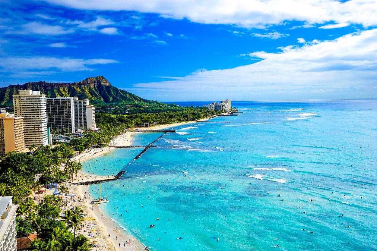 Afbeelding van Honolulu