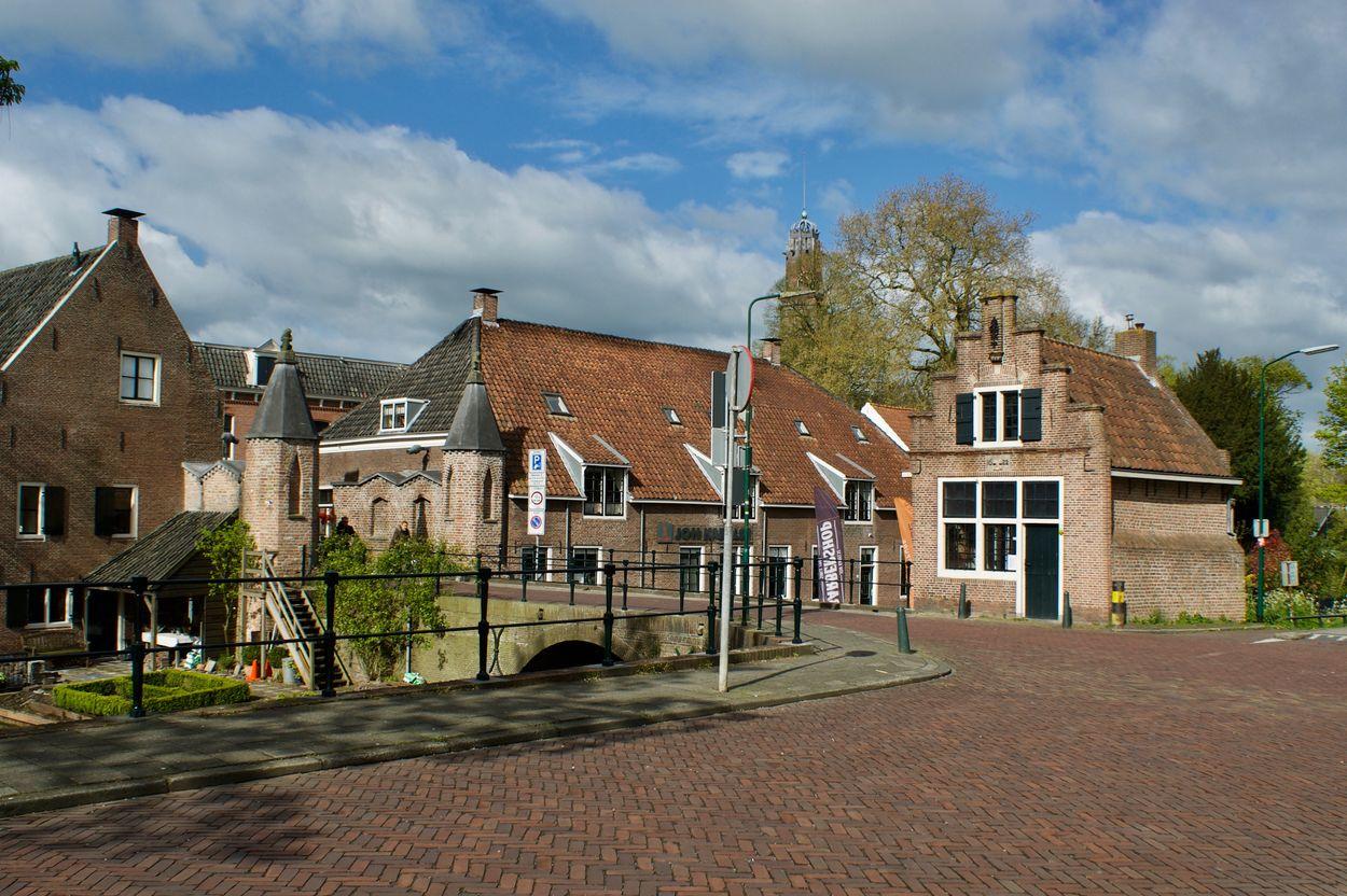 IJsselstein Door Adrie Oosterwijk : Shutterstock
