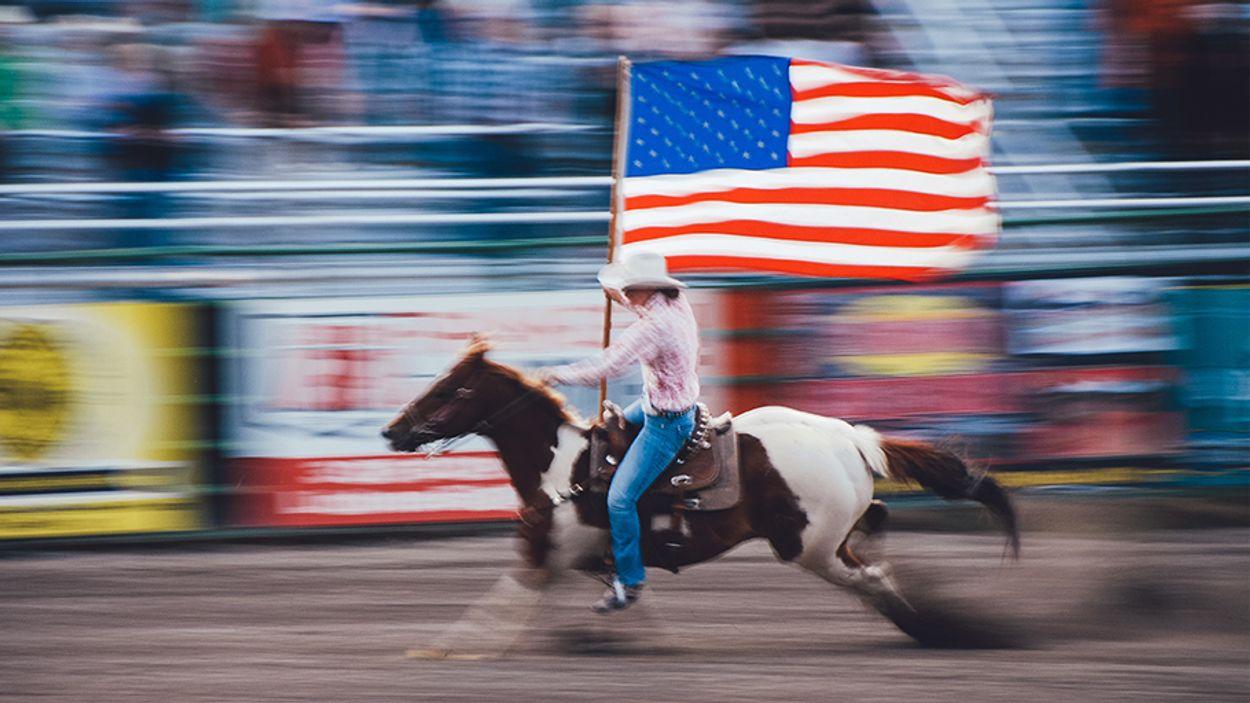 Afbeelding van Beleef de American Dream in het Wilde Westen van de USA