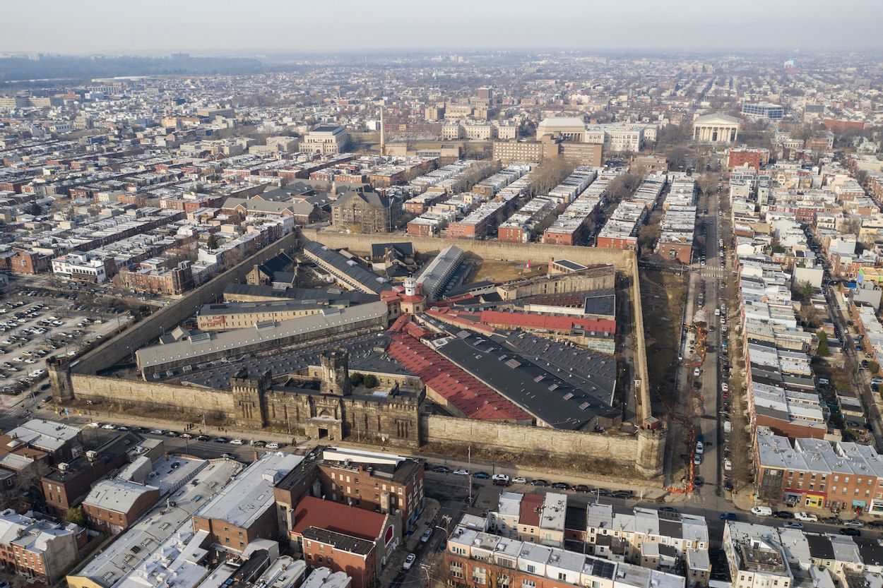 eastern state penitentiary 5