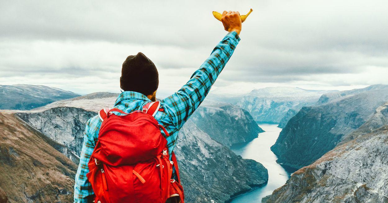 Afbeelding van Als vega(n) op reis: met deze tips bereid je je goed voor