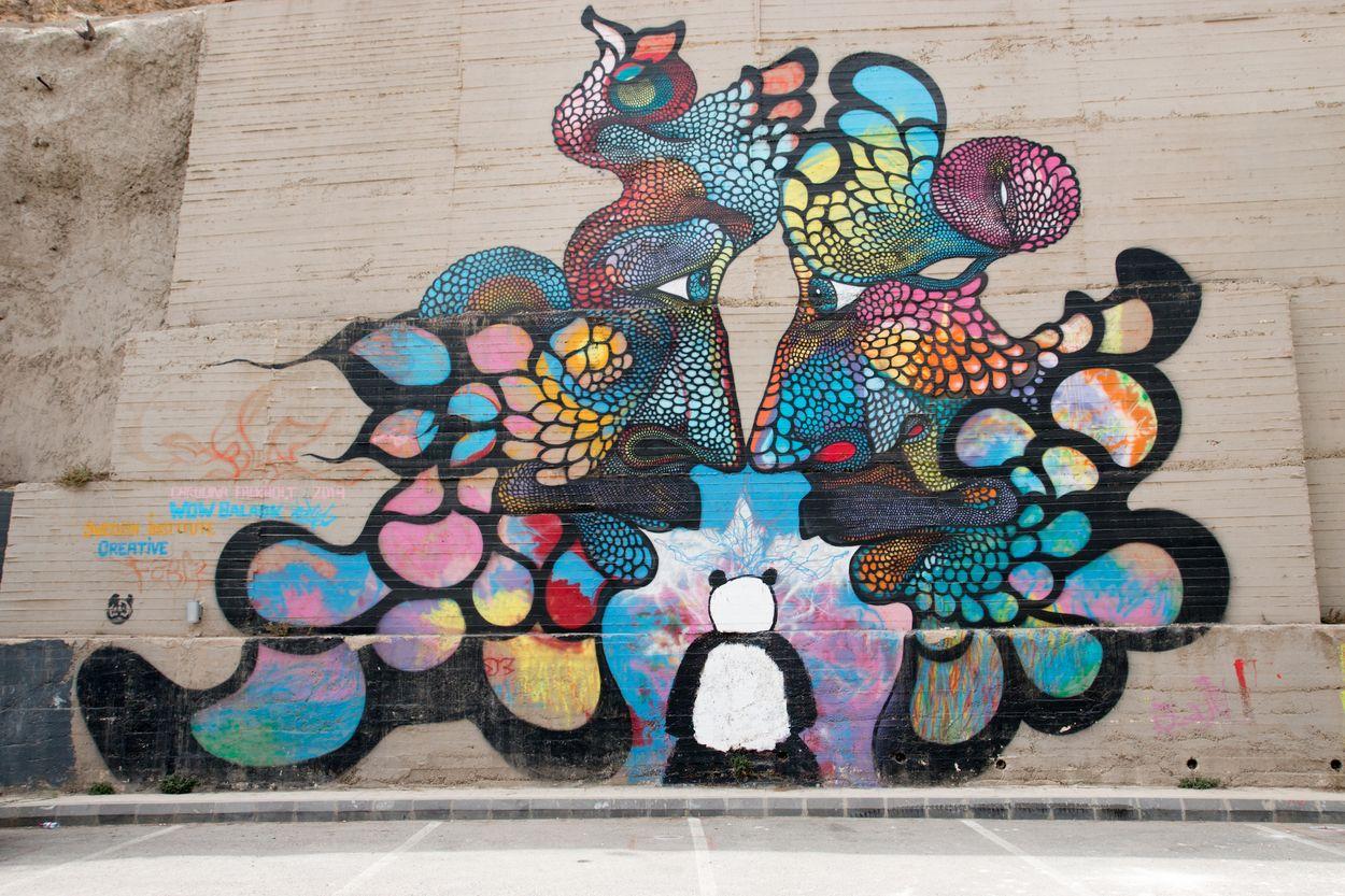 street art Amman thumb