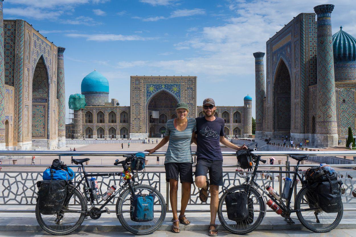 Robert and Lynn Oezbekistan