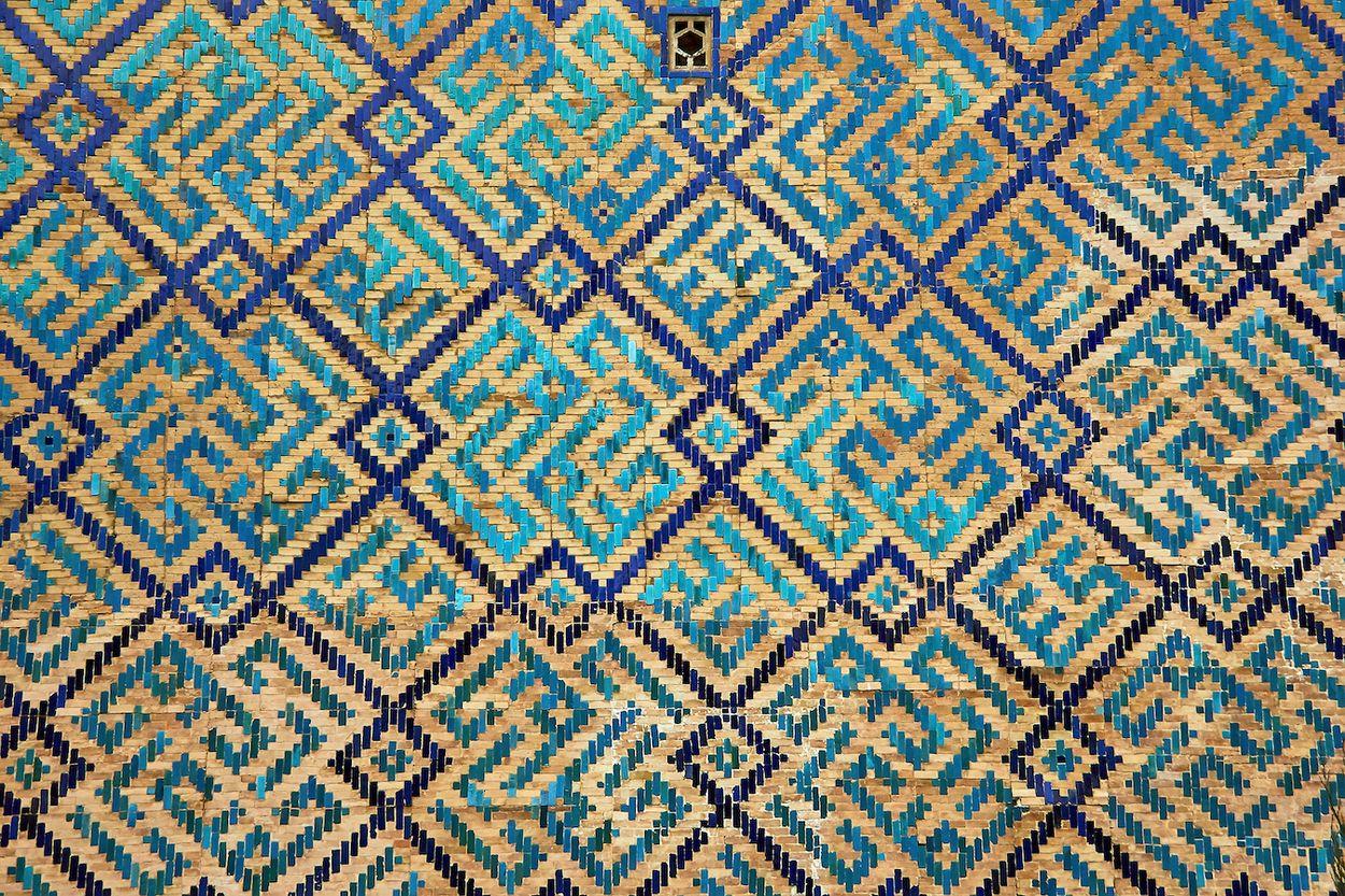 Samarkand patroon