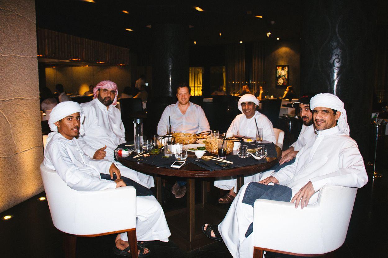 Royal family UAE