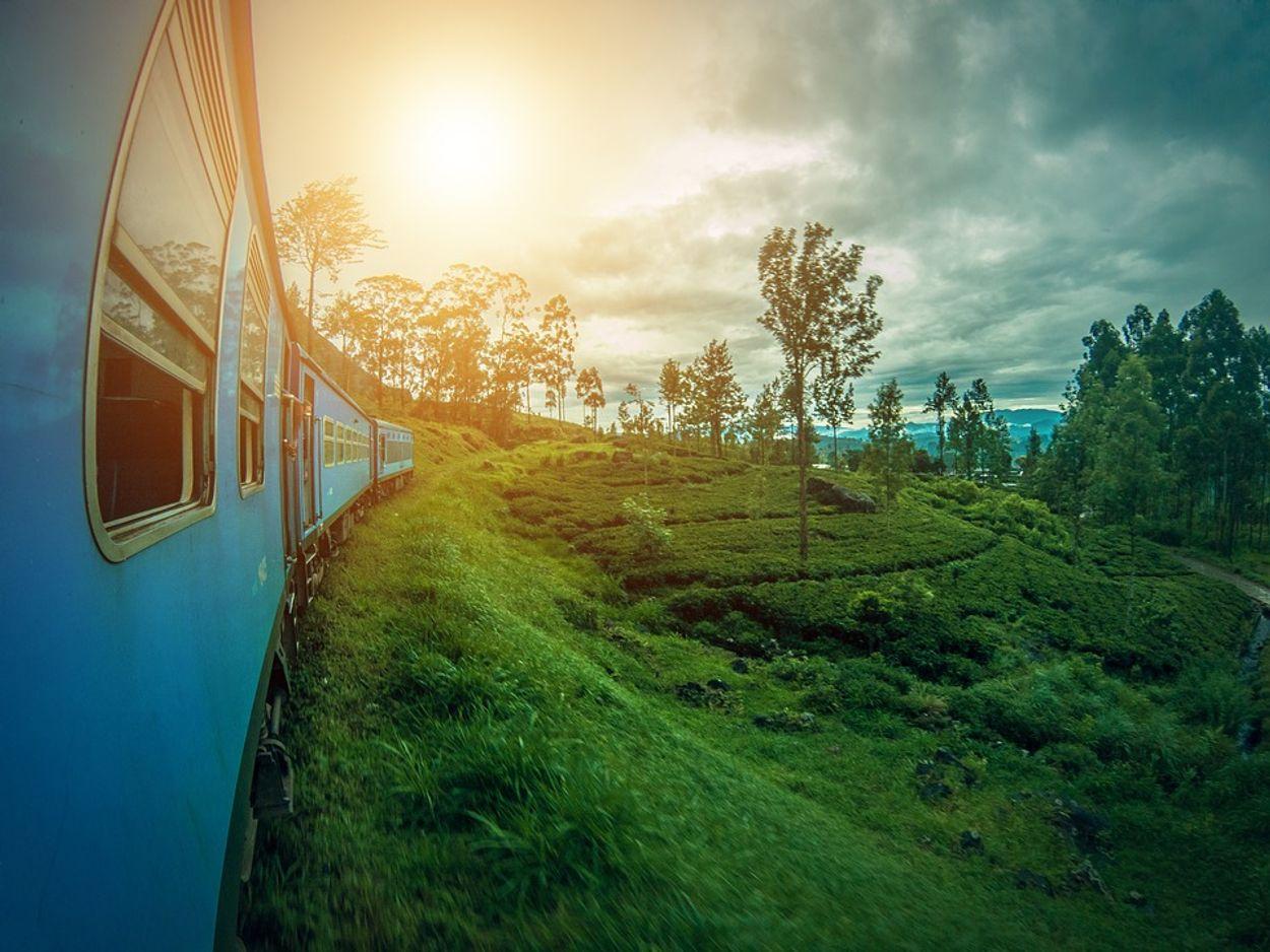 Afbeelding van Is dit de allermooiste treinrit ter wereld?