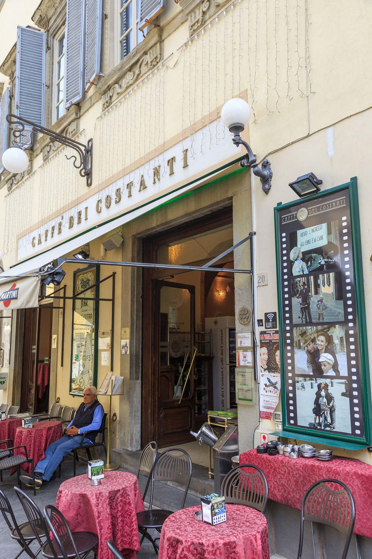 caffe dei constanti arezzo italie