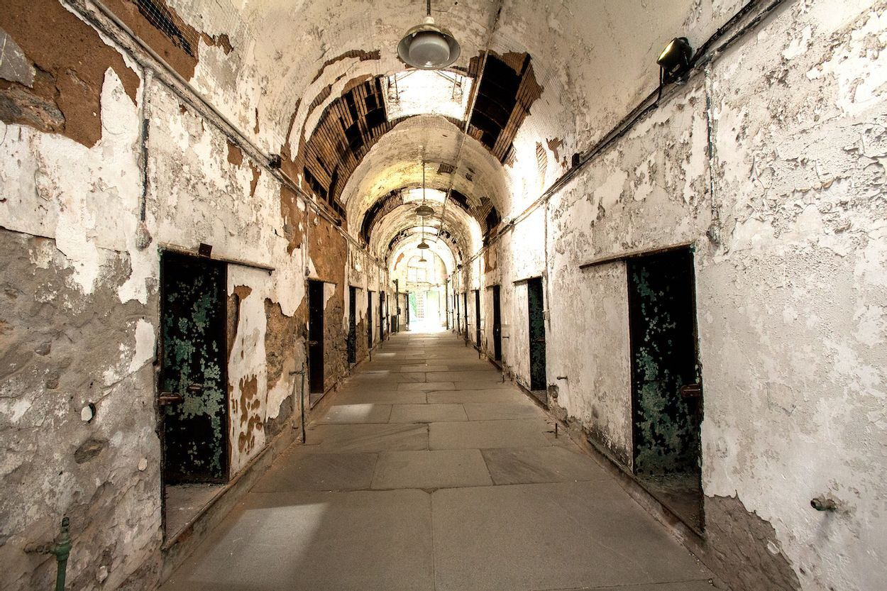 eastern state penitentiary 7