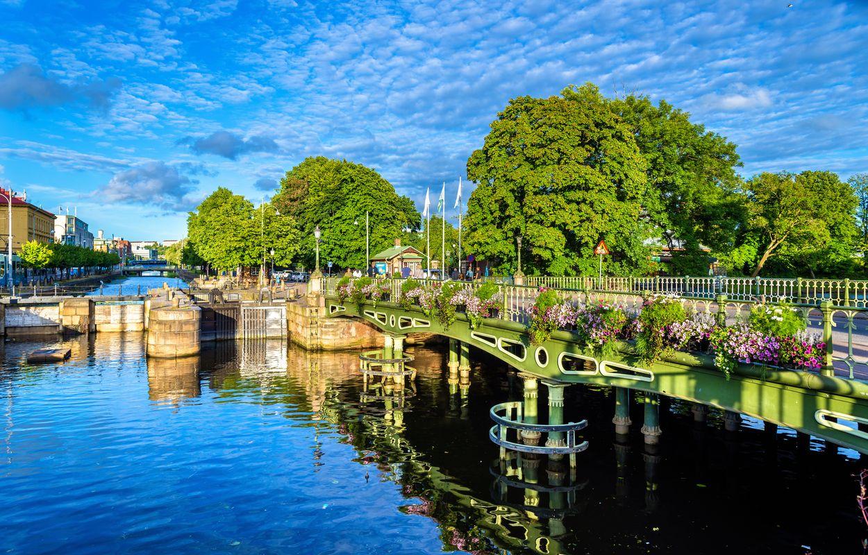 Afbeelding van Deze Zweedse havenstad is de groenste van heel Europa