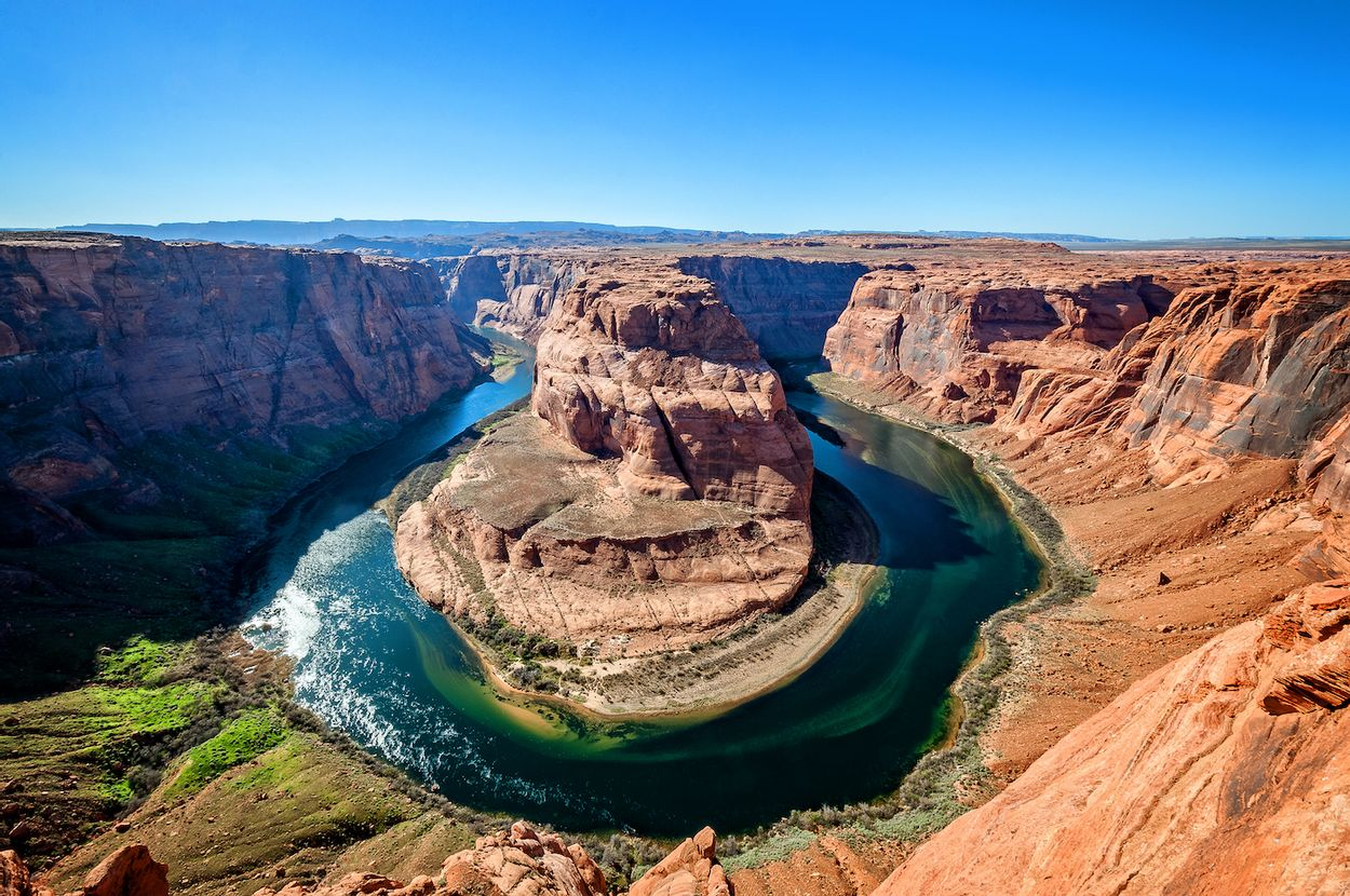 Afbeelding van Deze natuurwonderen zijn zelfs virtueel imponerend