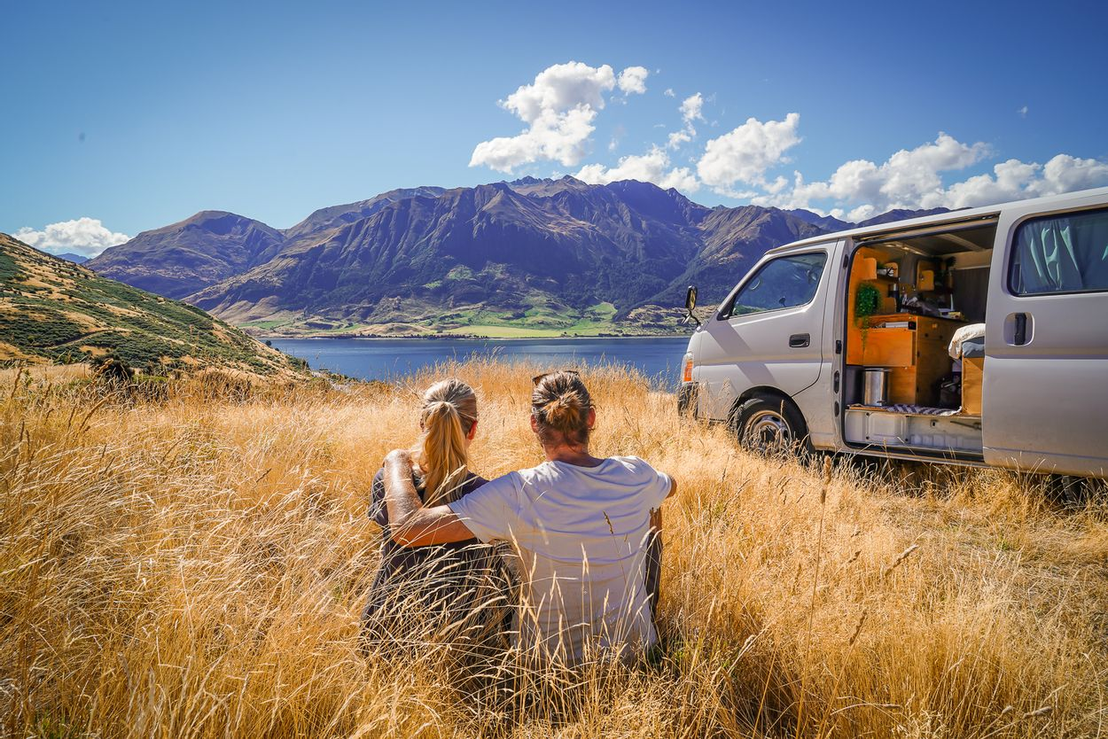 by NOMADS - vanlife 2