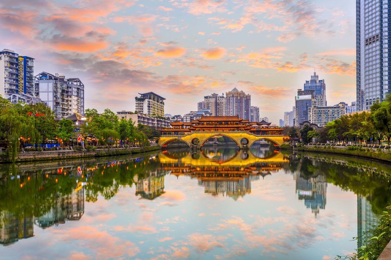 Afbeelding van Chengdu