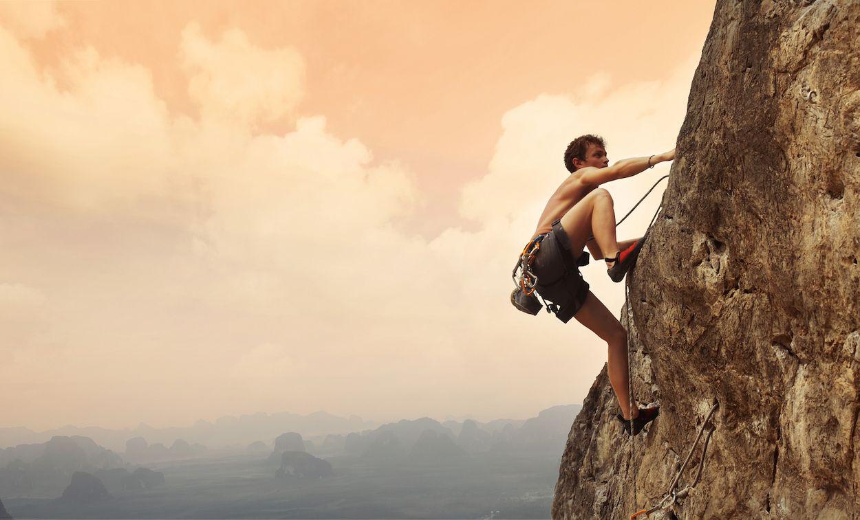 Afbeelding van Til jezelf naar een hoger niveau: de beste films voor klimliefhebbers