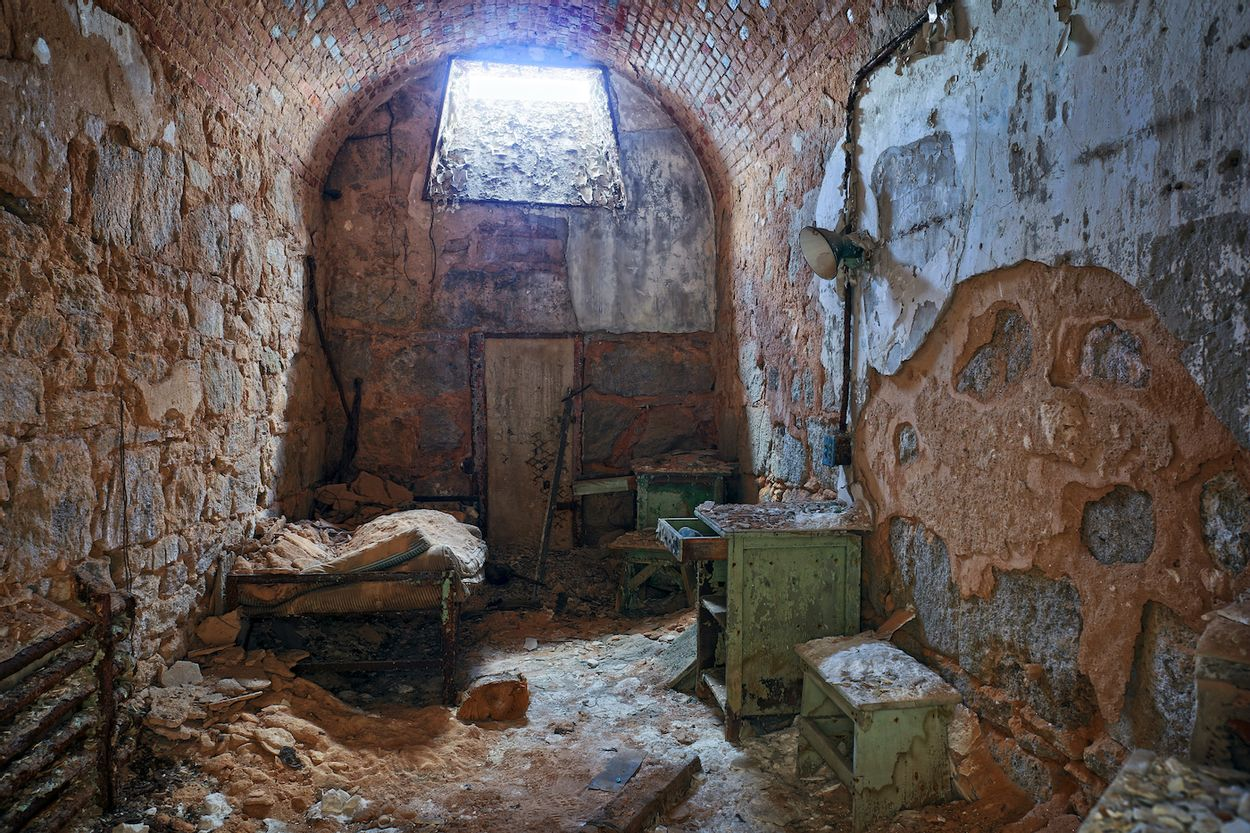 eastern state penitentiary 6