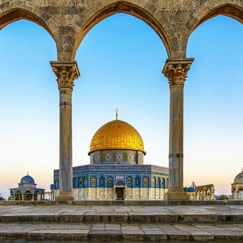 Afbeelding van Jeruzalem & Tel Aviv