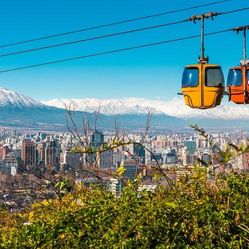 Afbeelding van Santiago de Chile