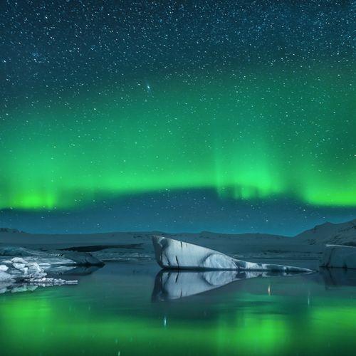 Afbeelding van Vanaf april kan je in een glazen iglo slapen op de Noordpool