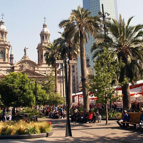 Afbeelding van Ontdek de metropool Santiago!
