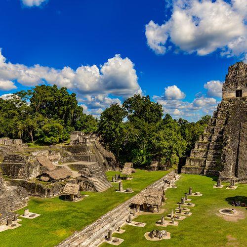 Afbeelding van Tikal