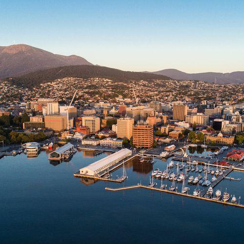 Afbeelding van Hobart