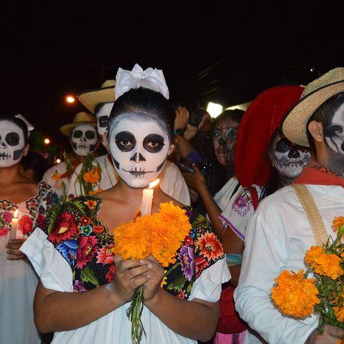 Afbeelding van Het Mexicaanse Day of the Dead festival is allesbehalve dood