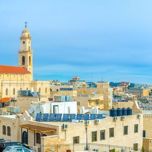 Afbeelding van Bethlehem & Hebron