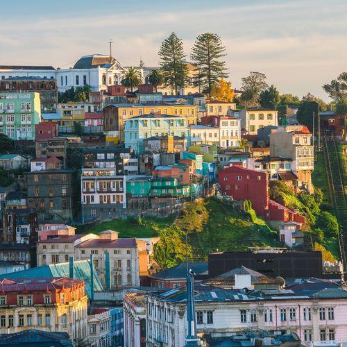 Afbeelding van Valparaíso