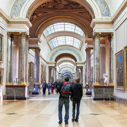 Afbeelding van Grote musea wereldwijd kan je virtueel bezoeken dankzij een handig platform