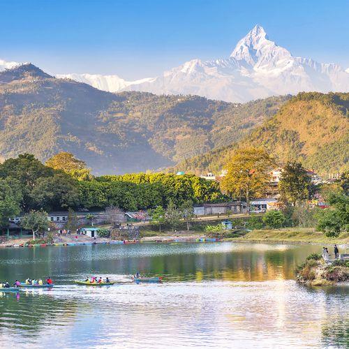 Afbeelding van Pokhara