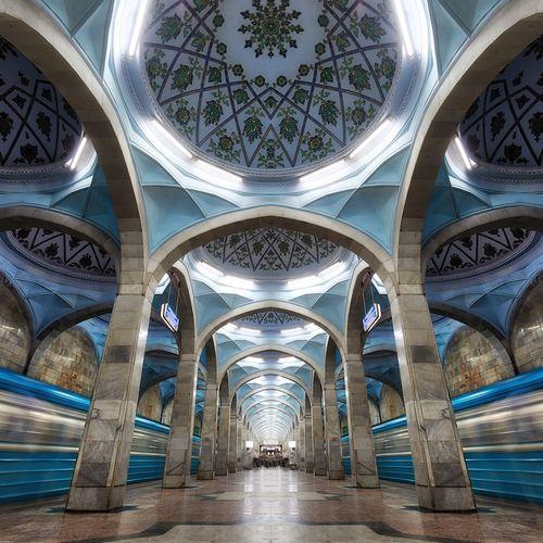 Afbeelding van Wat je wil ontdekken tijdens een rondreis door Oezbekistan