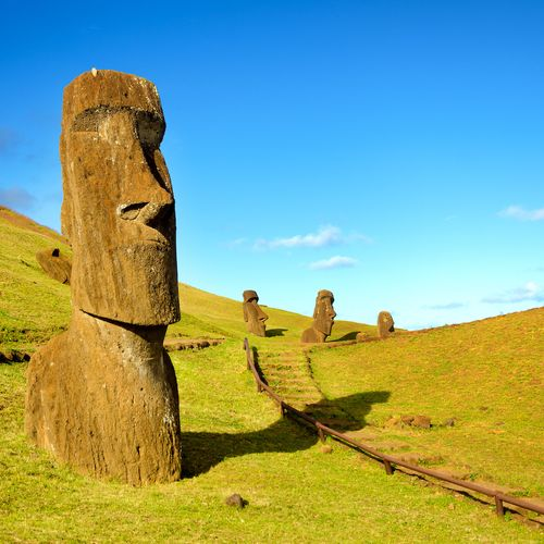 Afbeelding van Het Paaseiland-mysterie ontrafelen was al ingewikkeld, maar staat voor een nieuwe uitdaging