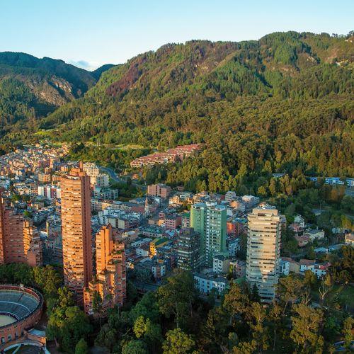 Afbeelding van Bogota