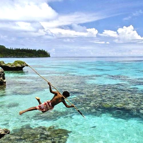 Afbeelding van 9x onbekende eilanden met een verhaal