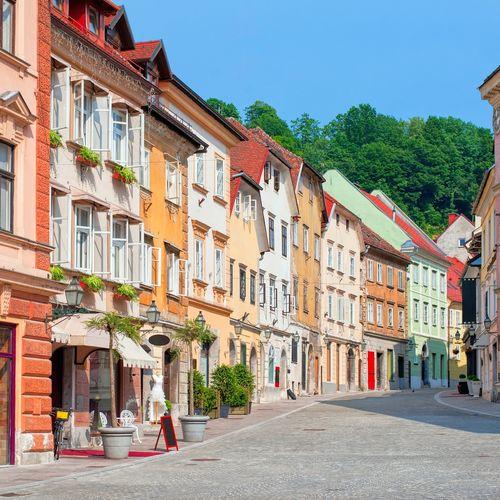 Afbeelding van Ljubljana: 4x doen en zien