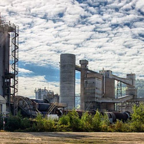 Afbeelding van ENCI-groeve: deze industriële blue lagoon ligt gewoon in Nederland