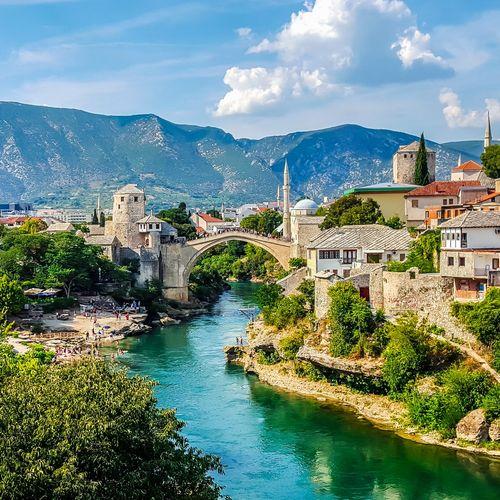 Afbeelding van Dinarische Alpen & Mostar