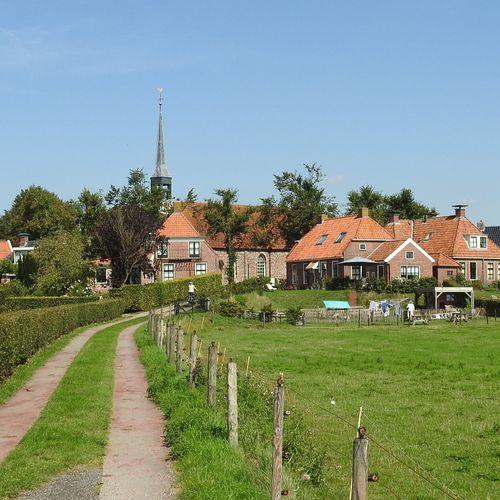 Afbeelding van Deze plaats is uitgeroepen tot het mooiste dorp van Nederland