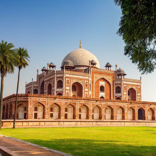 Afbeelding van New Delhi