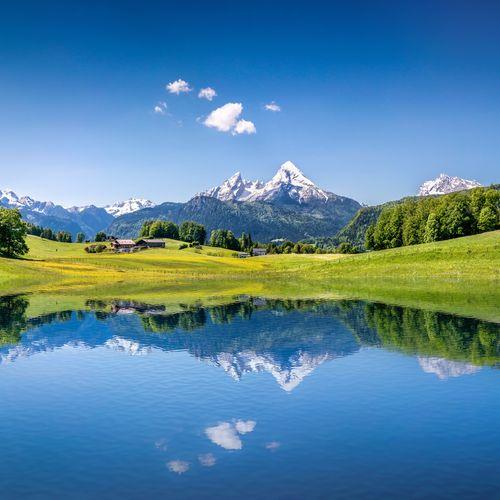 Afbeelding van De Alpenroute