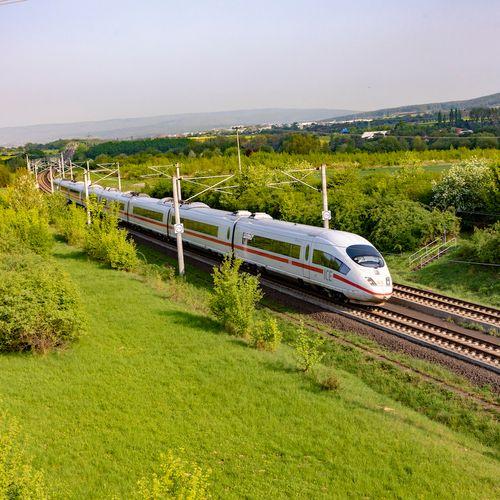 Afbeelding van Goed nieuws: treinreizen door Duitsland is vanaf dit jaar goedkoper
