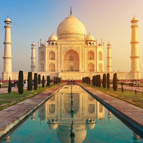 Afbeelding van Agra (Taj Mahal)