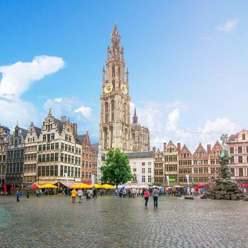 Afbeelding van Antwerpen