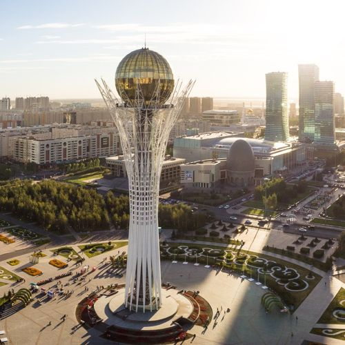 Afbeelding van Astana