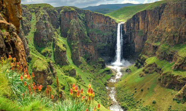 Afbeelding van Uit de aflevering: De bergen van Lesotho