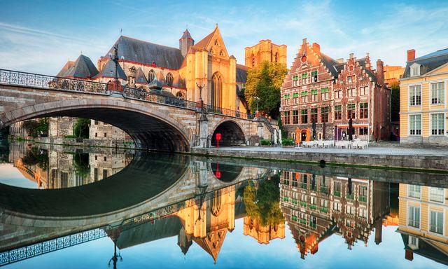 Afbeelding van Uit de aflevering: Gent