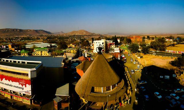 Afbeelding van Uit de aflevering: Maseru
